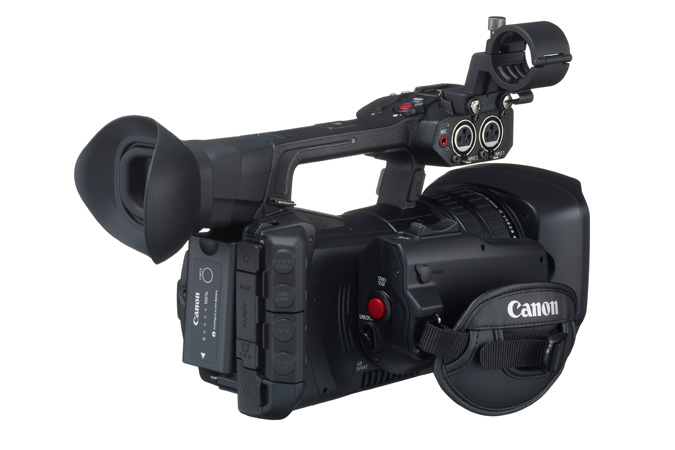 Canon XF205 HD camcorder review
